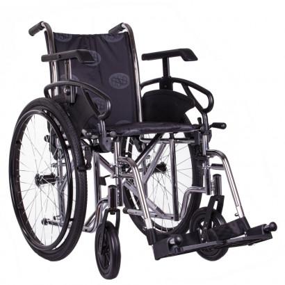 Інвалідний візок MILLENIUM III (хром) – OSD-STC3