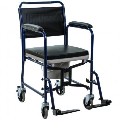 Крісло-каталка з санітарним обладнанням – OSD-YU-JBS367A