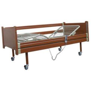 Медичне ліжко з електромотором (дерев'яне) – OSD-91E