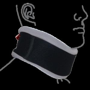 Шийний бандаж з регульованою фіксацією (ШИНА ШАНЦА) – R1103