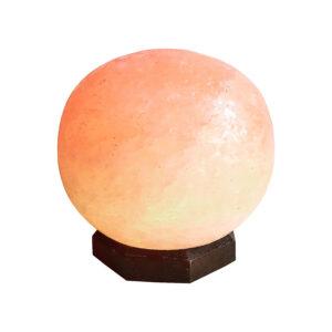 """Соляна лампа """"Куля"""" 2 кг"""