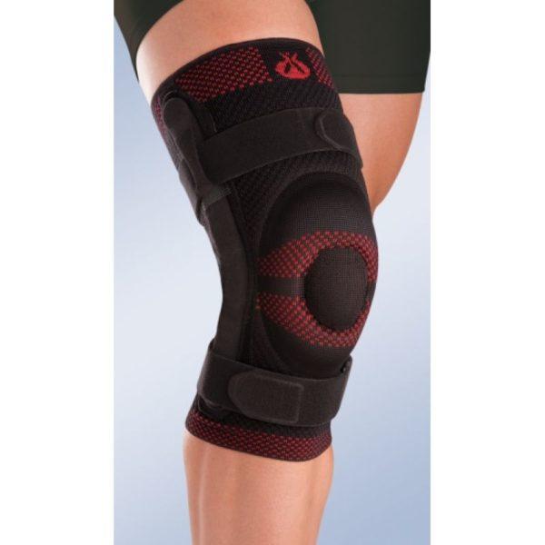 Бандаж колінного суглоба з поліцентричним шарніром Rodisil 9106, Orliman