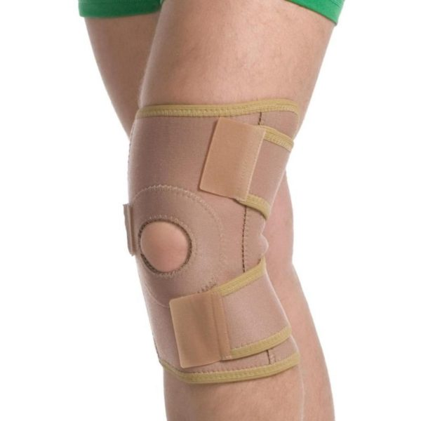 Бандаж на колінний суглоб роз'ємний Medtextile-6058