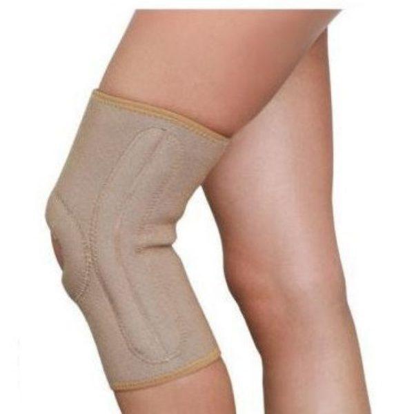 Бандаж на колінний суглоб з ребрами жорсткості 6111-Medtextile