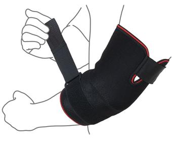 Бандаж на ліктьовий суглоб – R9203