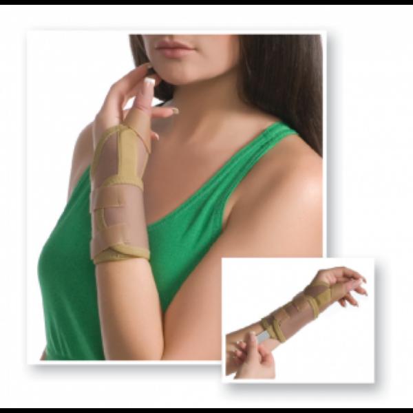 Бандаж на променезап'ястковий суглоб з фіксацією пальця