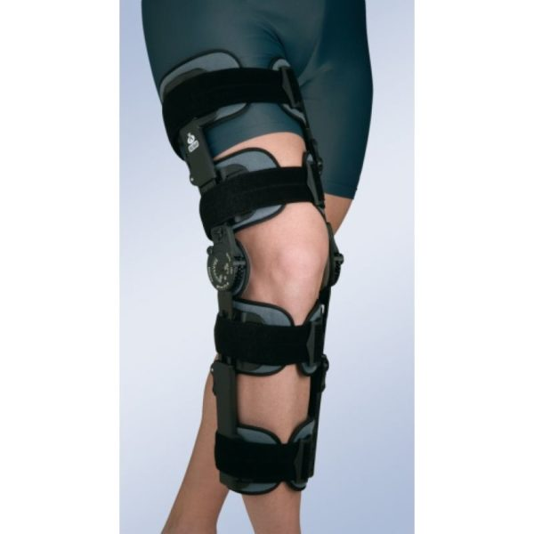 Ортез армований колінний з обмежувачем 94260,Orliman