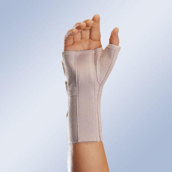 Ортез променевозап'ястного суглобу і першого пальця кисті з шинами MFP-80