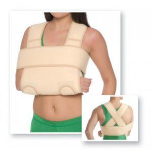 Бандаж на плече (пов'язка Дезо)-Medtextile 8011
