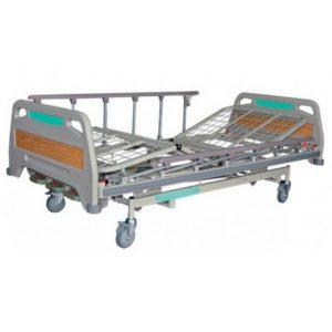 Ліжко медичне з регуляцією висоти