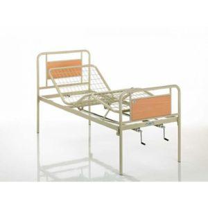 Медичне ліжко трисекційне