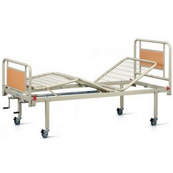 Ліжко функціональне трисекційне