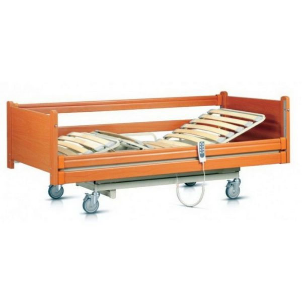 """Функціональне ліжко """"Наталі"""" з електромотором"""