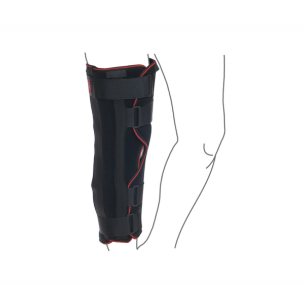 Ортез для іммобілізації колінного суглоба – R6301