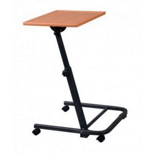 Приліжковий столик на колесах
