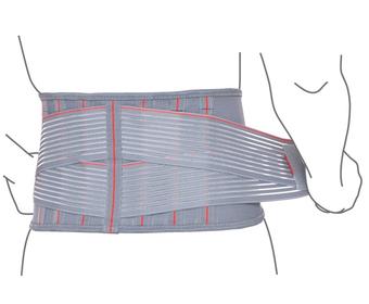 Пояс підтримуючий з ребрами жорсткості, R3205