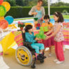 Полегшена дитяча коляска Action 3 – NG Junior Invacare 5382