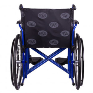 Посилена інвалідна коляска Millenium HD – 50 см