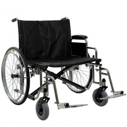 Посилена інвалідна коляска – 66 см