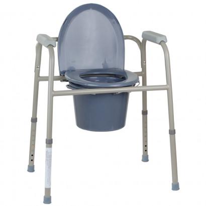 Сталевий стілець-туалет OSD-BL710113