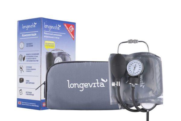 Тонометр механічний Longevita LS5