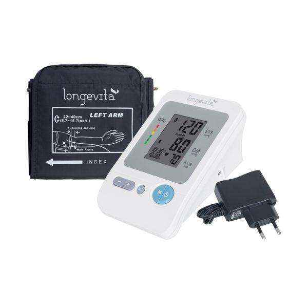 Автоматичний тонометр Longevita BP1304 (збільшена манжета)