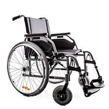 Крісло-туалет колісне Start B2V2