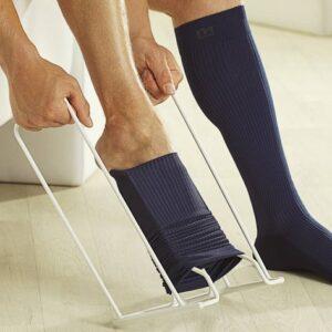 Батлер- засіб для полегшення одягання компресійного трикотажу