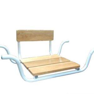 Сидіння для ванни поглиблене зі спинкою Медок