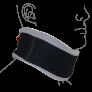 Шийний бандаж з регульованою фіксацією (Шина Шанца) R1103