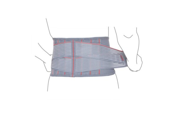 Пояс підтримуючий з ребрами жорсткості R3205