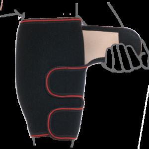 Бандаж для гомілки роз'ємний R7103