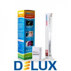 Лампа бактерицидна безозонова ЛБК-150Б DELUX