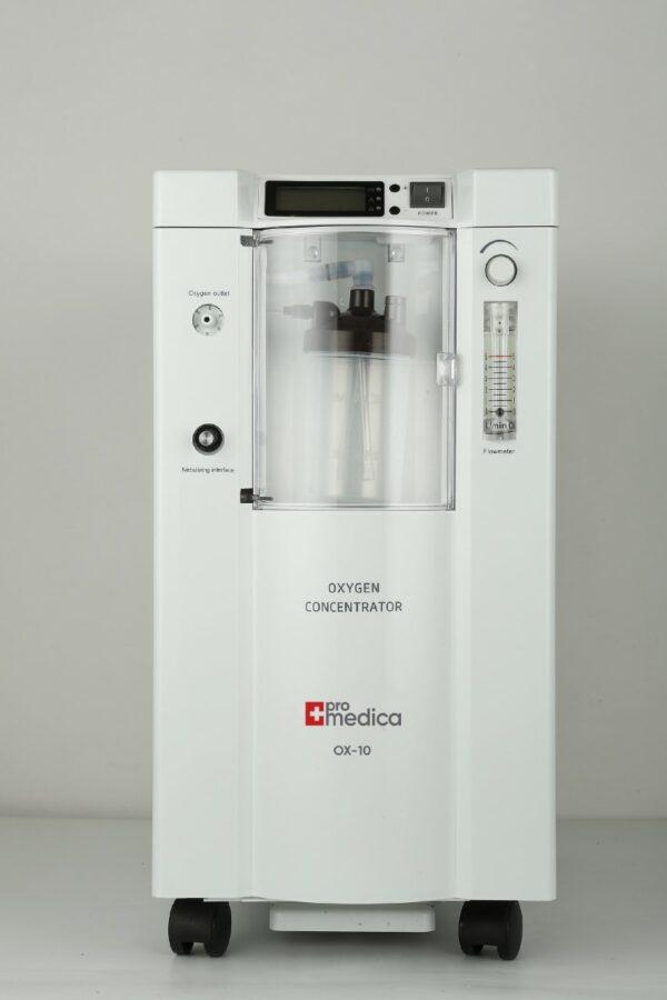 Кисневий концентратор Promedica Ох-10 10л.