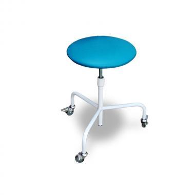 Стілець на колесиках,без спинки СВ-П