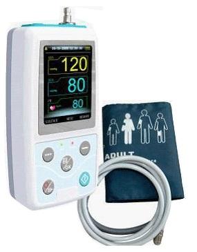 Монітор пацієнта(добового АТ і ЧСС) Heaco ABPM 50