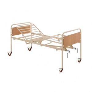 Медичне ліжко Invacare Sonata 4 / C (4 секції з колесами)