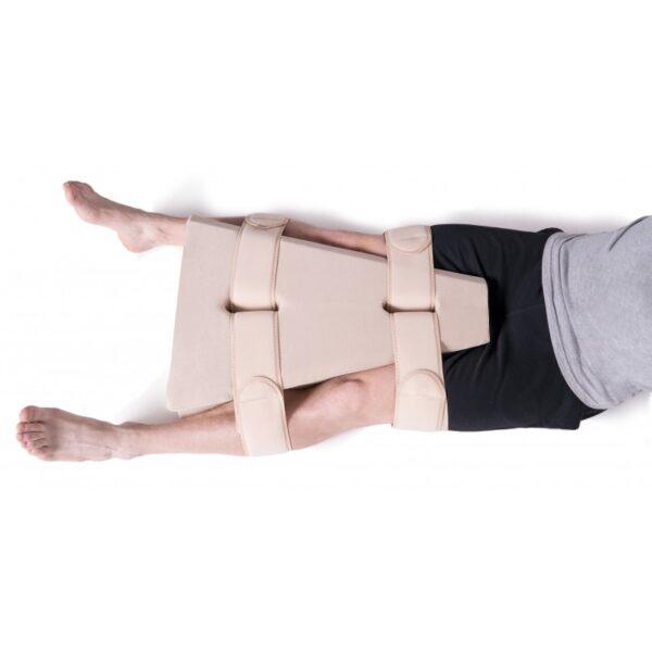 Бандаж-подушка для жорсткої фіксації стегон