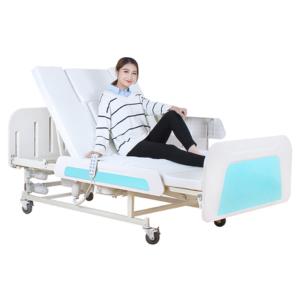 Медичне функціональне електроліжко з туалетом MIRID E36